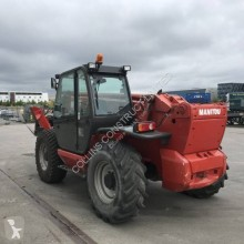 View images Manitou 1740 telescopic handler