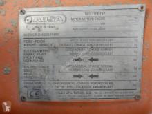 Преглед на снимките Телескопичен товарач Ausa CH 150 X4