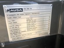 Преглед на снимките Телескопичен товарач Ausa T204H