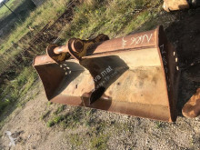 Tiltable ditch cleaning bucket CASE CX290