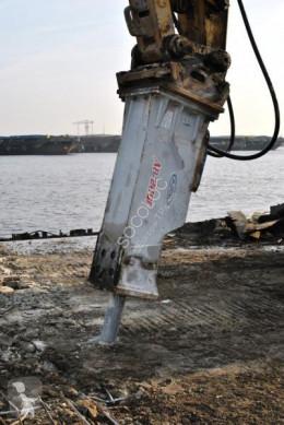 Equipamientos maquinaria OP Martillo hidráulica AJCE BRH