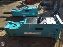 Martello idraulico MSB marteaux BRH 110 à 1000 kg pour pelle 1 à 16 tonnes