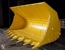One-TP tiltable ditch cleaning bucket godet carrière pour chargeuse