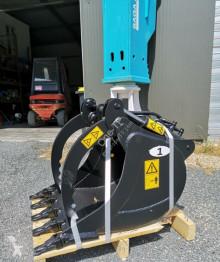 Vybavenie stavebného stroja lopata hĺbková lyžica One-TP godet grappin pour pelles 2 à 45 tonnes