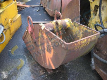 Tiltable ditch cleaning bucket 400mm