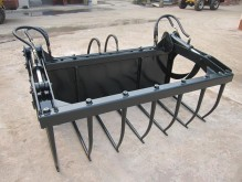 抓斗 Dragon Machinery Loader Grapple Fork GF01