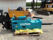 Equipamientos maquinaria OP Martillo hidráulica MSB Marteau BRH 1300 à 4000kg pour pelles 16-60 tonnes