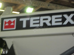 Terex PIECES TP machinery equipment