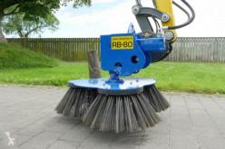 Équipements TP One-TP Brosse desherbage nettoyage pour pelles 3-11 tonnes neuf