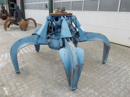 Hydraulic 800 liter polyp grab used grapple