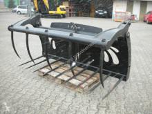 Attrezzature per macchine movimento terra JCB Dung- und Silagezange / Grasgabel für 526-56 usata