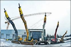 Equipamientos maquinaria OP Martillo hidráulica DHB 400S