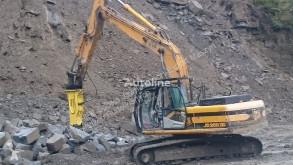 Equipamientos maquinaria OP Martillo hidráulica DHB 210S