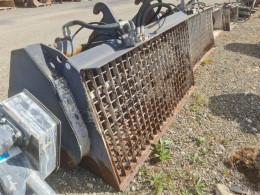 Equipamentos de obras M3 BM1100 balde usado