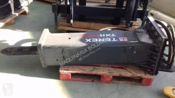 Equipamientos maquinaria OP Terex TXH 2200S Martillo hidráulica usado