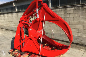 Rozzi RM901 used sorting grapple