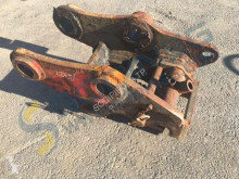 Kubota KX 080-3 - Axes 60mm used hitch and couplers