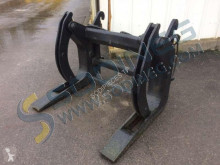 JCB tiltable ditch cleaning bucket A BOIS ATTACHE Q-FIT