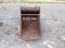 Equipamientos maquinaria OP Bucket 0.42 Pala/cuchara usado