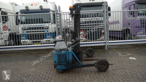 carretilla transportable nc Truck-mounted forklift