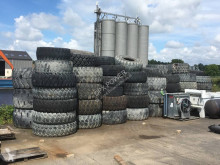 Nc Used Tyres Package 35 pcs - DPX-10906 machinery equipment used