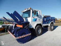 Fresia snow plough-salt spreader f90s