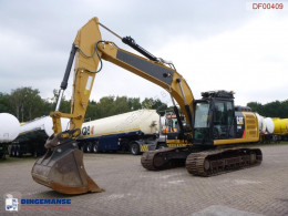 Caterpillar CAT 324EL hydraulic excavator used track excavator