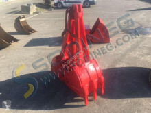 450mm used tiltable ditch cleaning bucket