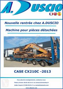 Wyposażenie maszyn Case Diverses pièces détachées CX210C używany