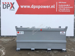 Diesel Fuel Tank 3.000 Liter - DPX-31024 machinery equipment used