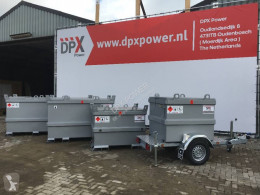 nc Diesel Fuel Tank 1.600 Liter - DPX-31022B machinery equipment