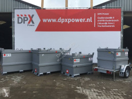 Diesel Fuel Tank 300 Liter - DPX-31018 machinery equipment used