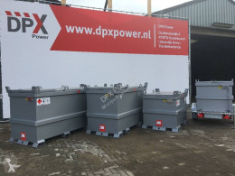 Diesel Fuel Tank 600 Liter - DPX-31019 machinery equipment used