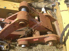 Caterpillar 345B used hitch and couplers