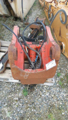 Case hitch and couplers 1288