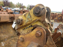 Komatsu hitch and couplers PC160-6