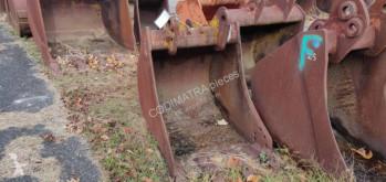Equipamientos maquinaria OP Pala/cuchara pala para movimiento de tierras Poclain 75P
