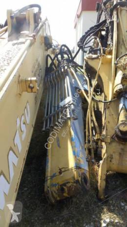 Equipamientos maquinaria OP Pluma / Balancín Komatsu PW110-1