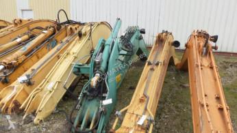 Equipamientos maquinaria OP Pluma / Balancín Case WX170