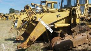 equipamientos maquinaria OP Caterpillar 963