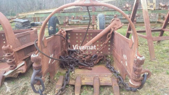 Tiltable ditch cleaning bucket Godet Dragline
