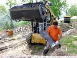 Equipamientos maquinaria OP Pala/cuchara pala de limpieza GODET MALAXEUR