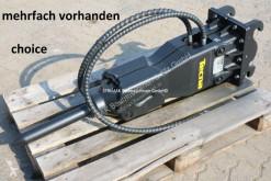 Equipamentos de obras martelo hidráulico Tecna HF 40 S