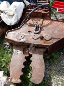 Equipamientos maquinaria OP Pinza Pinza de demolición Verdelli CDI 15 R