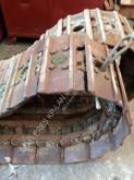 Wyposażenie maszyn nc Chenille caoutchouc TREN DE RODAJE pour chargeuse sur chenille FIAT-HITACHI FL145 , FL10 używany