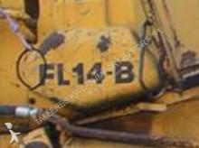 bygg-anläggningsutrustningar Fiat Différentiel (PIEZAS / DESGUACE) pour chargeur sur pneus FL14B pour pièces de rechange
