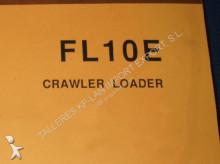 Fiat Cabine pour chargeuse sur chenille FL10E pour pièces de rechange machinery equipment used