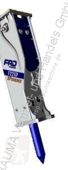 Equipamientos maquinaria OP Martillo hidráulica Furukawa FRD FX 25 FT