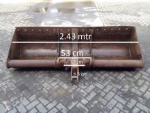 Equipamientos maquinaria OP Bucket 2.43 Pala/cuchara usado