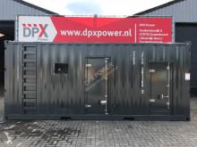 nc New Silent Genset Container - DPX-11636 Baumaschinen-Ausrüstungen
